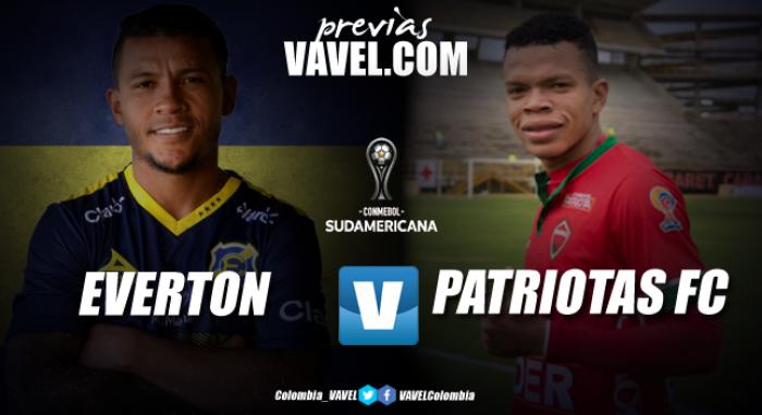Everton - Patriotas: De Boyacá para el continente