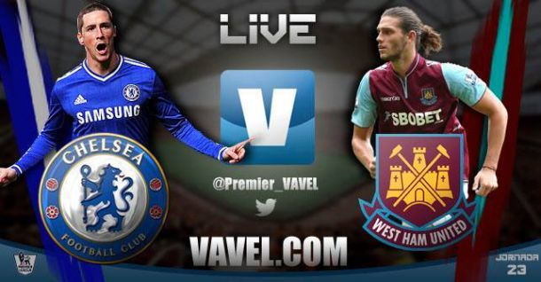 Diretta Chelsea - West Ham in Premier League