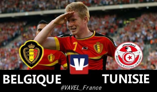 live belgique tunisie en direct vavel