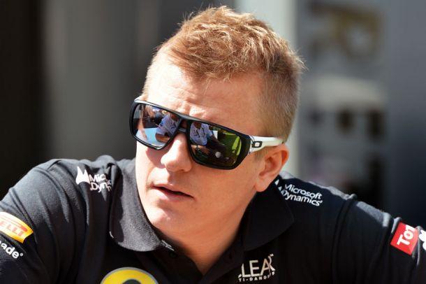 Pourquoi Kimi a quitté Lotus ?