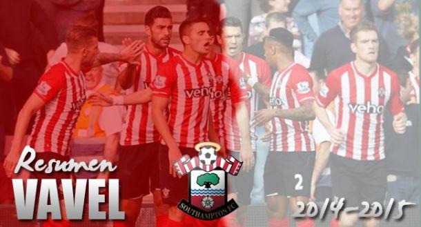 Southampton 2014/15: una temporada histórica