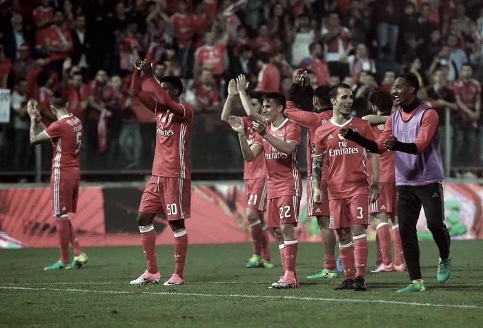 Moreirense x Benfica: Mitrogolo oferece liderança (0-1)