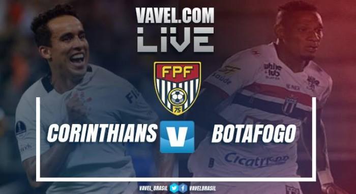 Resultado Botafogo-SP 0x2 Corinthians no Campeonato Paulista 2018
