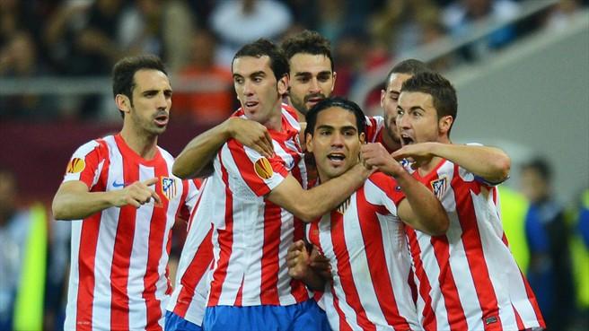 Atlético de Madrid - Athletic Club: puntuaciones del Atlético, final de la Europa League