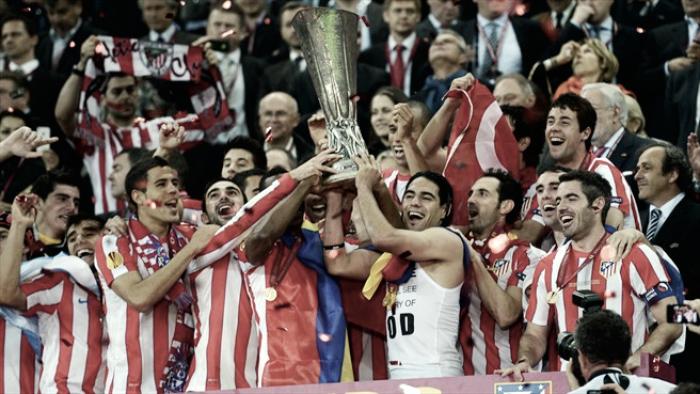 Europa league, contigo empezó todo