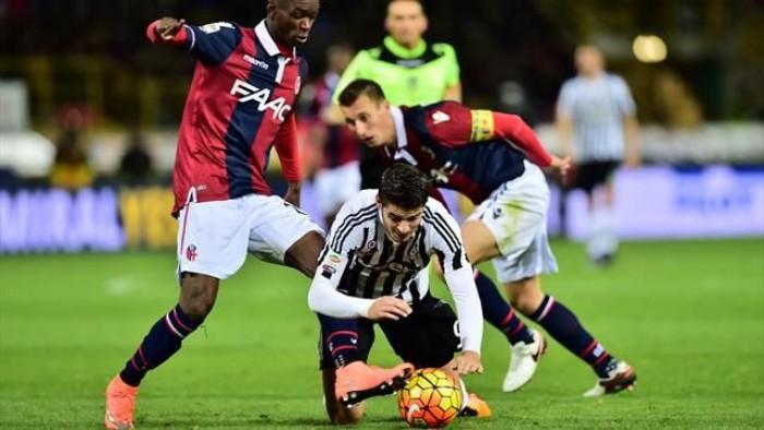 La Juve si ferma, ecco l'effetto Champions: testa al Bayern, ma che Bologna!