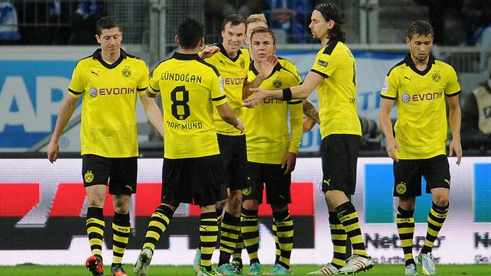 El Dortmund se resiste a tener un Káiser bávaro