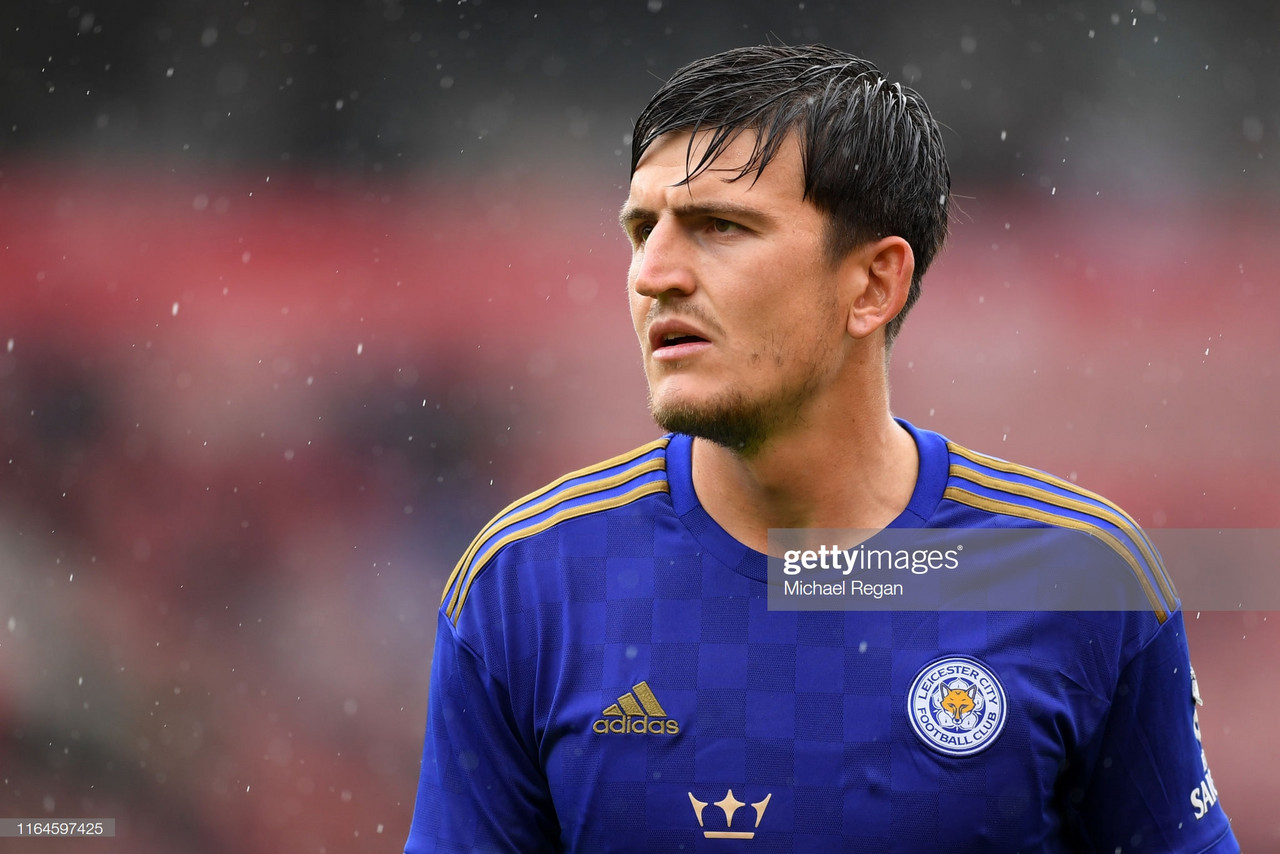 Report: Manchester United finally agree record-breaking deal for Harry Maguire