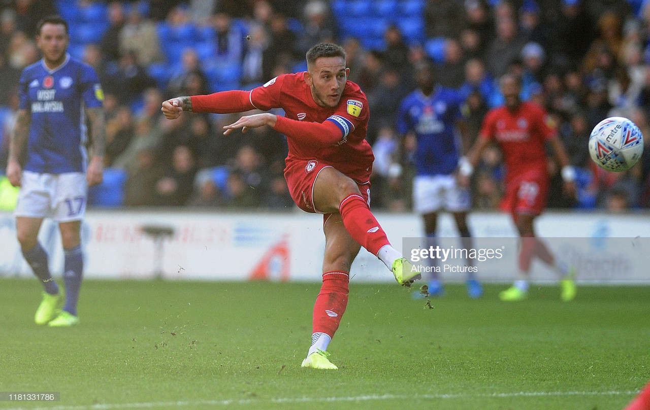Cardiff City 0-1 Bristol City: Brownhill helps visitors end Cardiff hoodoo