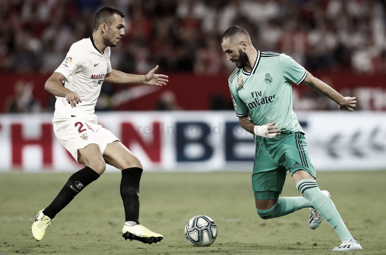 Resumen Sevilla 0-1 Real Madrid en LaLiga 2020