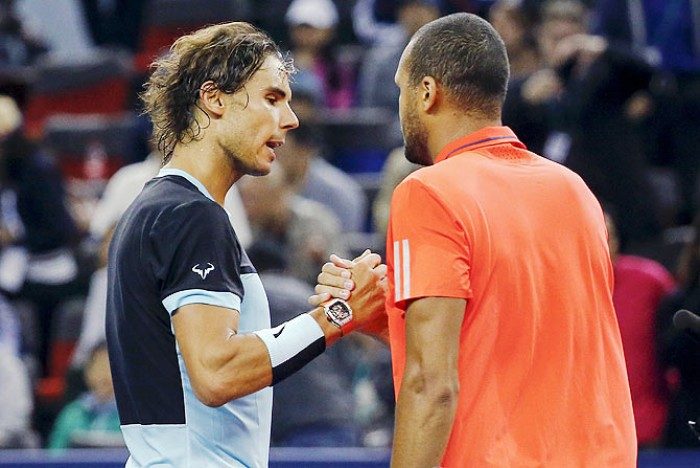 Jo-Wilfried Tsonga Defends Rafael Nadal Amidst Doping Accusations