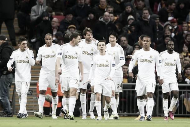 PL (12/20) Swansea City, en pleine progression