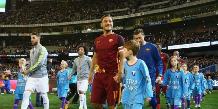"""Roma, se vuoi essere """"Real"""" recupera tutti"""