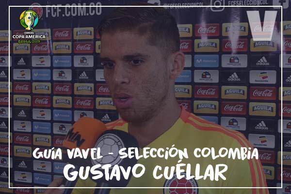 Guía VAVEL, cafeteros en la Copa América 2019: Gustavo Cuéllar