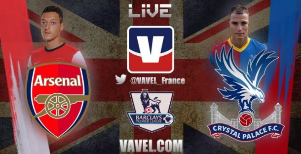 Live : Arsenal - Crystal Palace, le match en direct