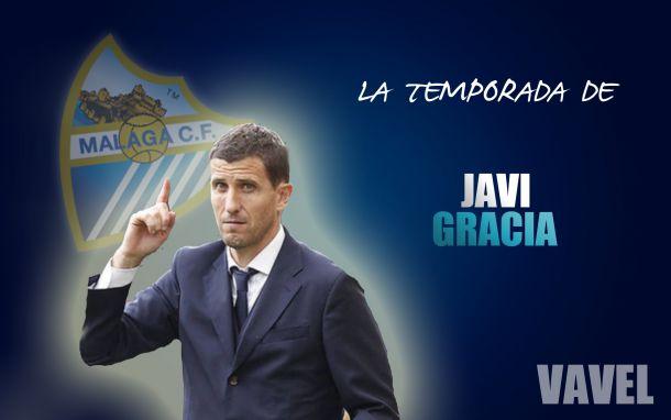 Málaga 2014/2015: la temporada de Javi Gracia