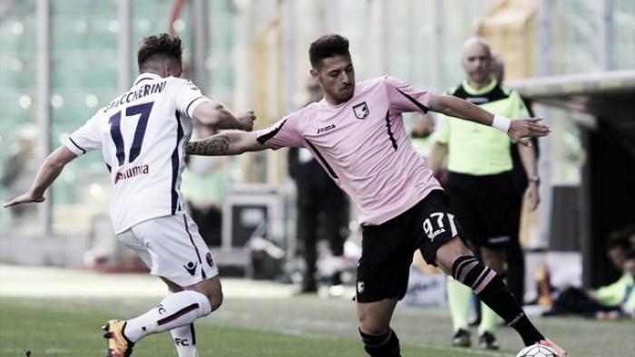 Palermo: arruolabile Andelkovic, contro la Lazio ballottaggio Trajkovski-Sallai