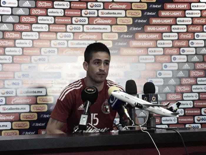 """Damián Pérez: """"La meta es meternos a la liguilla y lo estamos consiguiendo"""""""