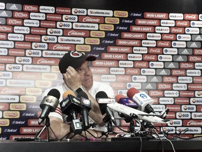 """Miguel Herrera: """"Cuando la liga termine veremos qué sigue"""""""