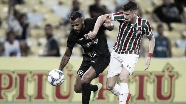 Embalados, Fluminense e Botafogo protagonizam primeiro clássico carioca do Brasileirão