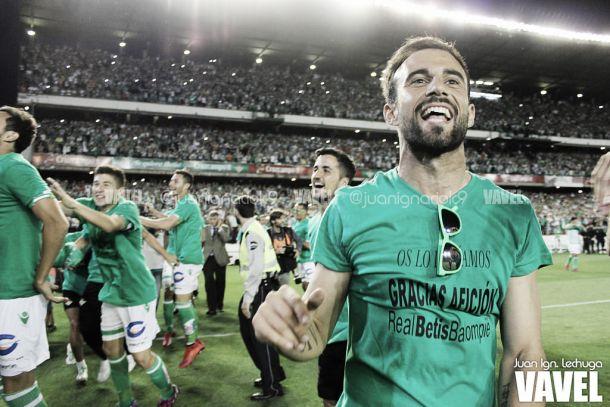 """Molinero: """"Estoy en uno de los mejores equipos de España"""""""