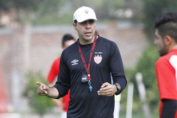 """Miguel Fuentes: """"El equipo tiene la idea de juego muy clara"""""""
