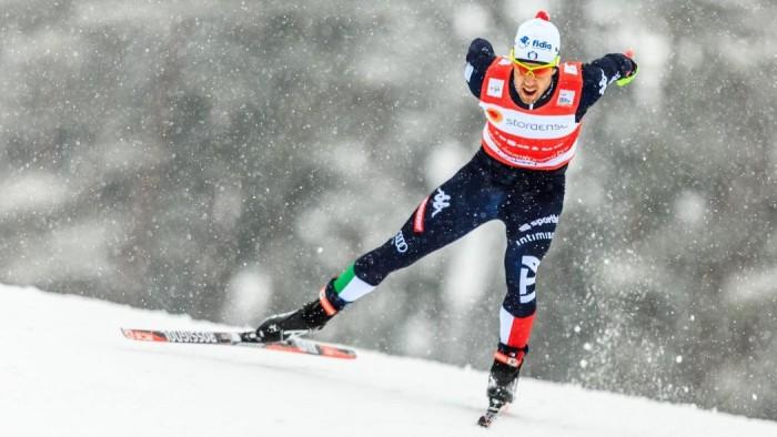 Sci di Fondo - Falun: acuto di Pellegrino nella sprint a tecnica libera