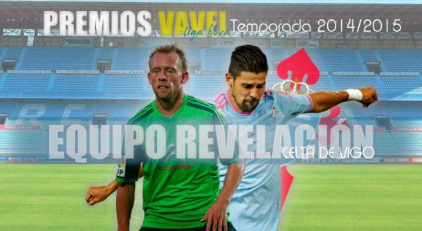 Premios VAVEL. Equipo revelación temporada 2014/15: Celta de Vigo