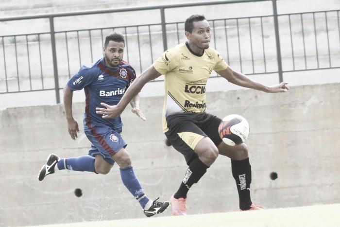 Meia Alex Maranhão deve ser única novidade do Criciúma para enfrentar o Londrina