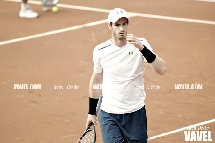 Andy Murray: ''Estoy recuperando mi mejor nivel''