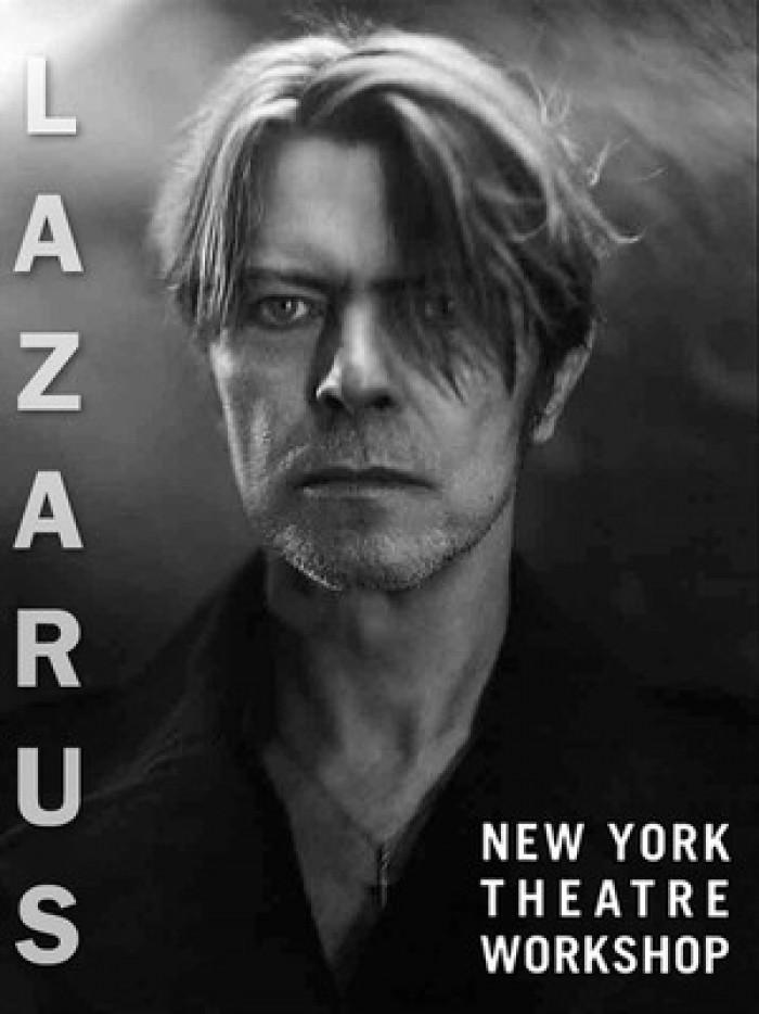 """Lazarus cast álbum"" del musical de David Bowie sale a la luz"