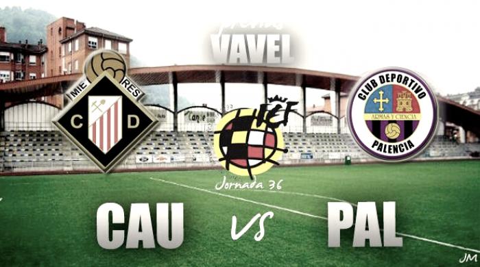 Caudal Deportivo - CD Palencia: solo vale la victoria