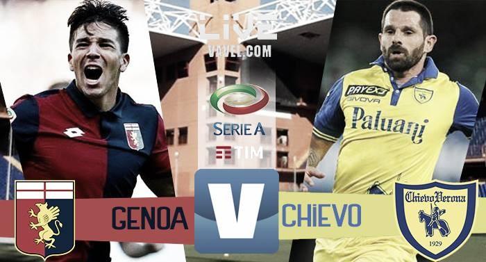 Genoa-Chievo Verona in Serie A 2016/17: clamoroso tonfo casalingo del Genoa, vince il Chievo 2-1!