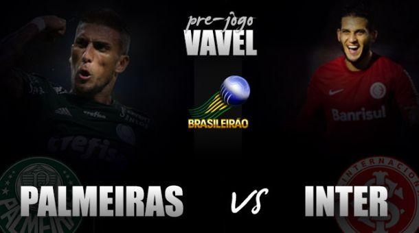 Em busca de embalo no Campeonato Brasileiro, Palmeiras e Internacional duelam no Allianz Parque