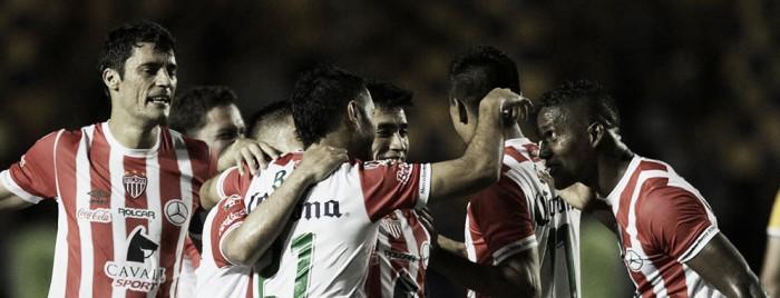 Tigres 0-2 Necaxa: puntuaciones de Necaxa en la Jornada 13 de la Liga MX Apertura 2016