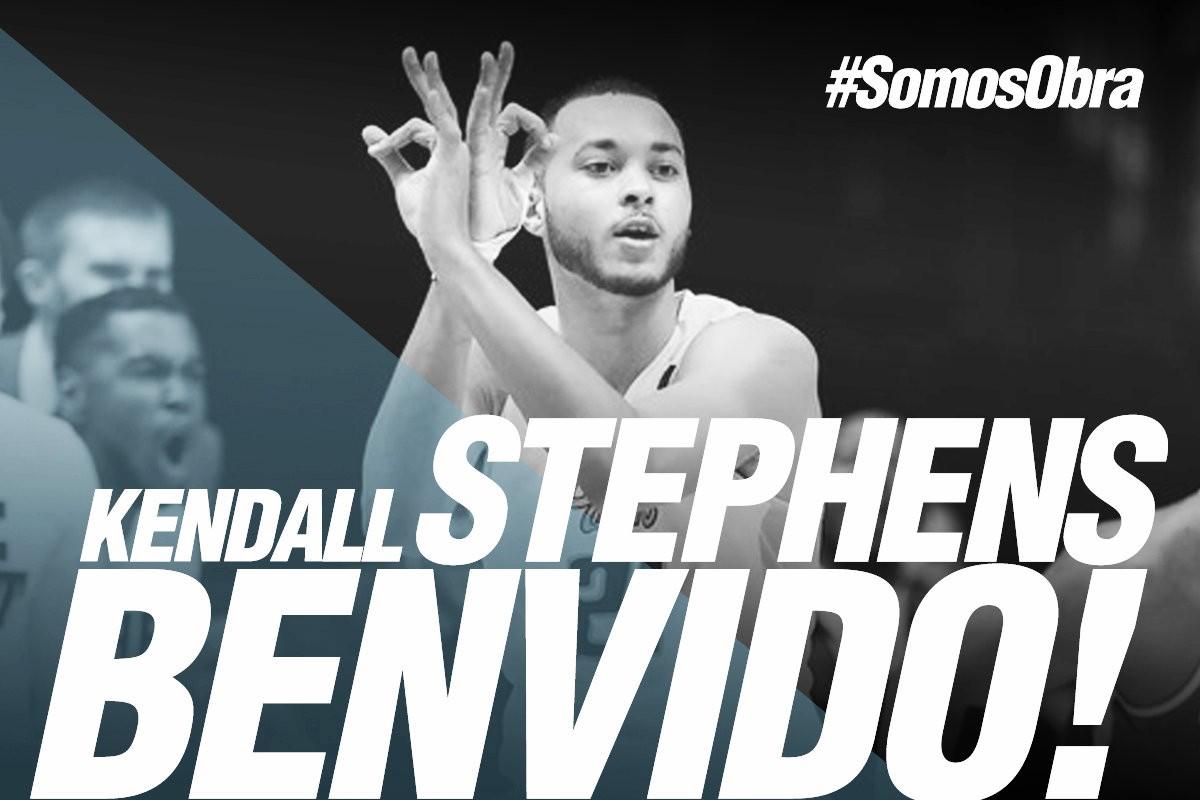 Obradoiro cierra su plantilla con el fichaje de Kendall Stephens