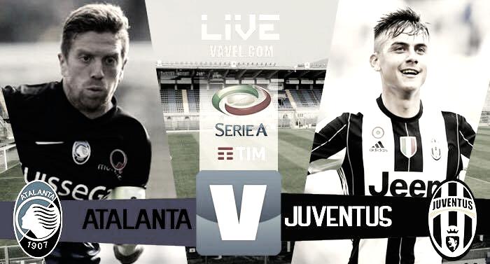 Terminata Atalanta - Juventus in Serie A 2016/17 (2-2): Freuler pareggia nel finale!