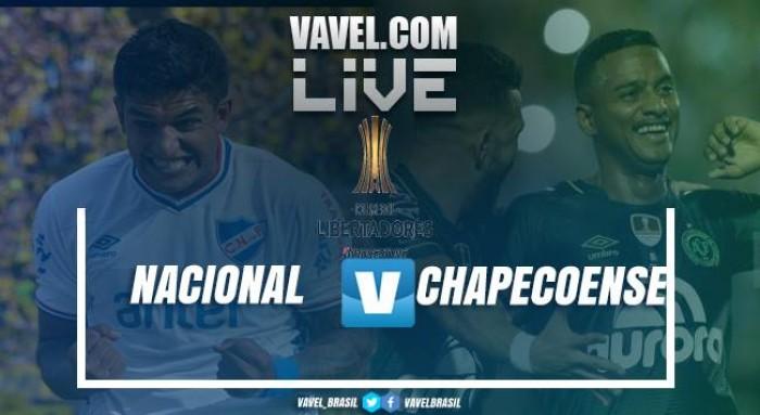 Nacional vence a Chapecoense na Copa Libertadores 2017 (3-0)