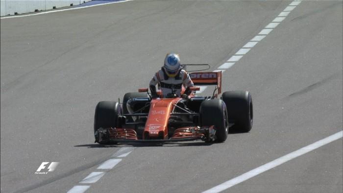 Alonso-McLaren, ormai è un tunnel senza luci