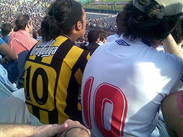 A pocos días del clásico entre Nacional y Peñarol, se habla más de aspectos extra futbolísticos que del partido