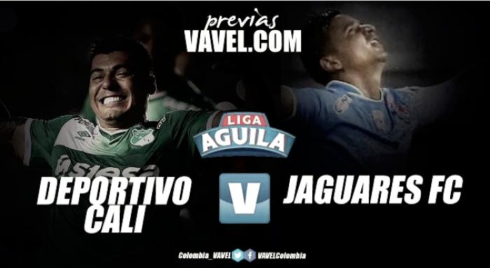 Deportivo Cali vs. Jaguares: los 'verdiblancos' quieren cerrar la clasificación en casa