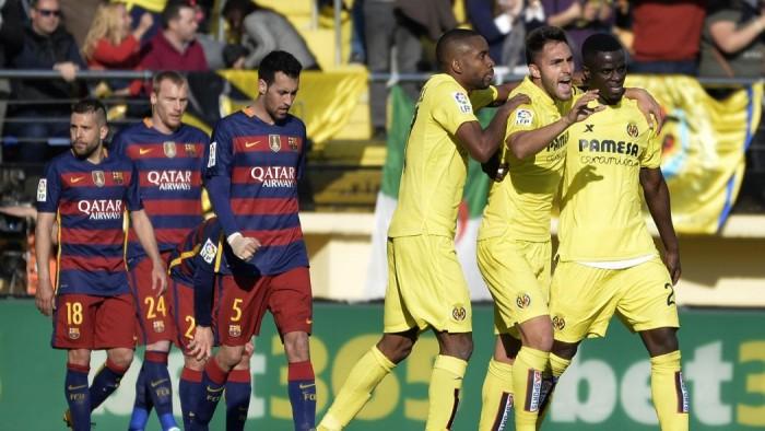 """Liga, il Villarreal rimonta il Barcellona: 2-2 al """"Madrigal"""""""