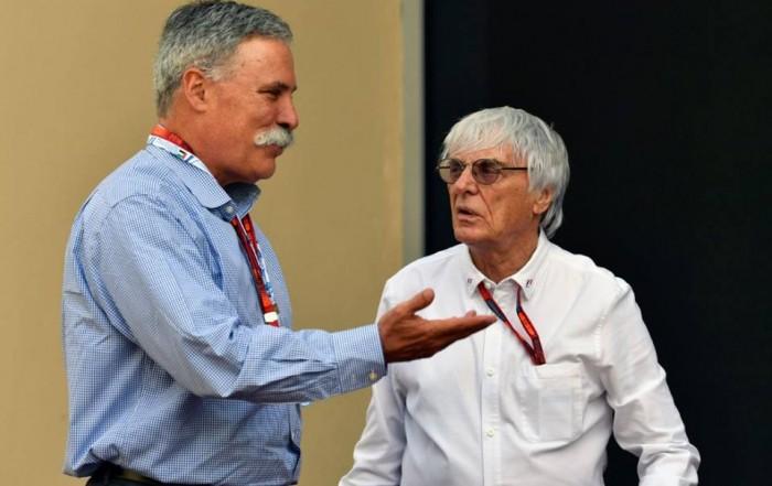 """F1, Carey: """"Noi in rottura con il passato"""""""