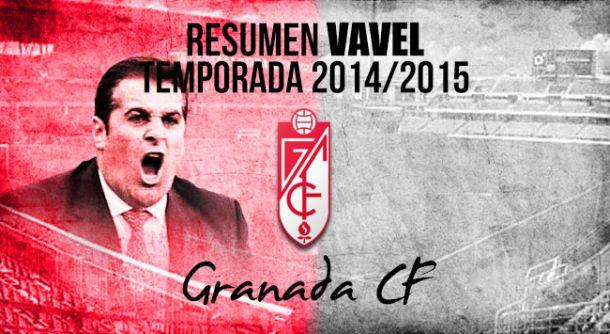 Resumen temporada 2014/15 del Granada CF: de la ilusión a la decepción y al milagro