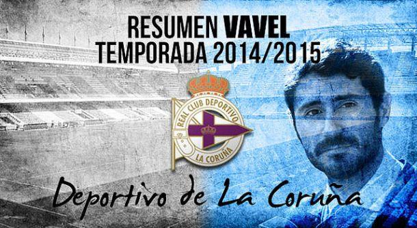 Resumen temporada 2014/15 del Deportivo de La Coruña: a la tercera fue la vencida