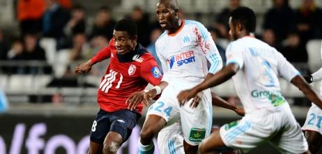 Lille - Marseille en direct  - Terminé