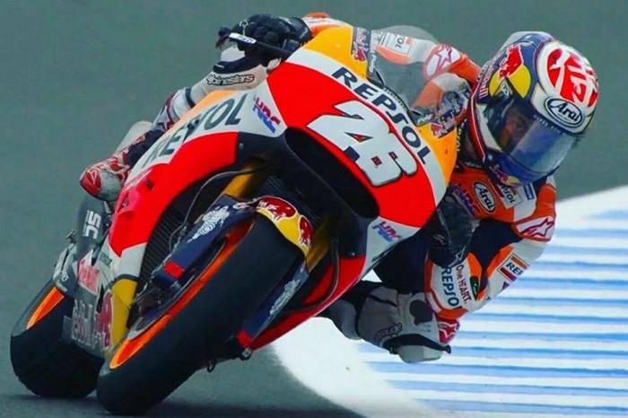 """MotoGp, Honda - Pedrosa soffre a Misano: """"Colpa del mio peso e delle gomme Michelin"""""""