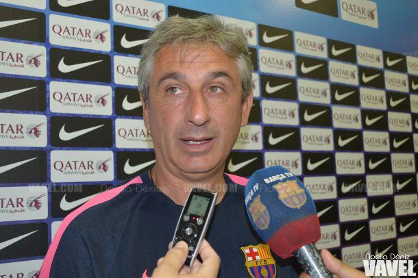 Jordi Vinyals no será el técnico del Barça B la próxima temporada