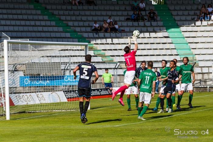 SD Ponferradina - Racing de Ferrol: duelo de aspirantes
