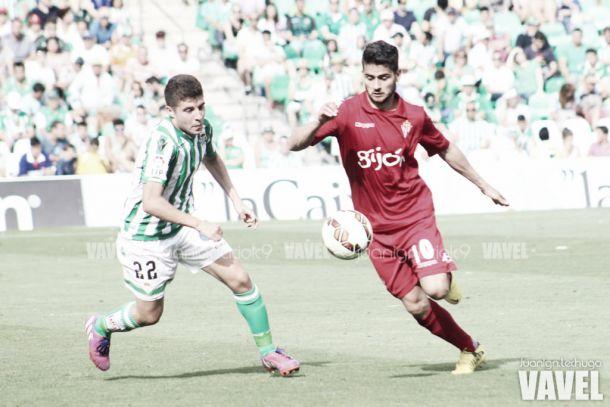 El Sporting alcanza la gloria en el Villamarín